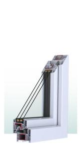 montaggio infissi in PVC Brescia