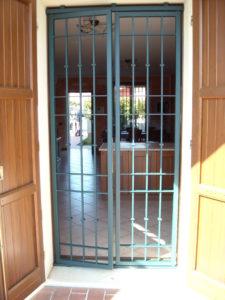 inferriate per finestre in ferro battuto Brescia