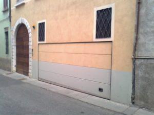 Silvelox Brescia porte blindate modello Sikura